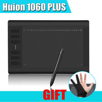Wholesale Upgraded of Pro Version Huion Plus Graphic Drawing Digital Tablet w Card Reader G SD Card LPI Express Key