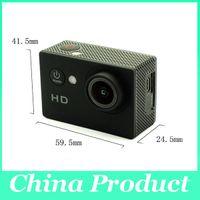 action camera - Waterproof sports DV recorder SJ4000 A8 Action Camera Full HD P inch Car DVR H Mega Underwater M Video Camera Hot sale