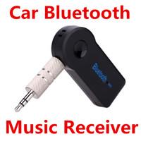 Voiture sans fil Bluetooth Adapter Récepteur audio AUX A2DP EDUP V3.0 émetteur musique stéréo 3.5mm Mini Portable Avec Mains Mic gratuites