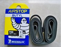 Wholesale 2014 NEW MICHELIN Road Bicycle Bike Inner Tube Tyre Tire C C mm mm valve