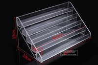 acrylic counter display stands - Acrylic Nail Polish Display Stand Rack table stand rack counter display rack