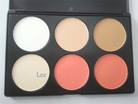 Wholesale 48 New Color Professional Contour Shading Facial Care Makeup Foundation Concealer Palette Free DHL Shipping
