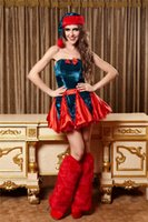 adult affairs - Hot Models Clothing Cosplay Costumes Adult princess costumes Sexy Christmas dress can also be used for performing personal affair appeal