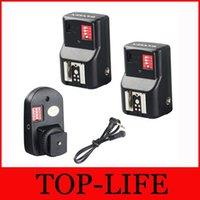 Wholesale WANSEN WSPTGY1612 PT GY Channels Wireless Remote Speedlite Flash Light Trigger Receiver
