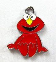 Wholesale Sesame Street Jewelry - 100Pcs Sesame street sit Charm Metal Pendant jewelry Make Gift wholesalers