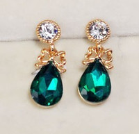 baby earings - Romantic Drop Earrings For Girls Pairs A Fashion Jewelry Making Supplies Hot Earings With Alloy Korean Style Baby Accessories