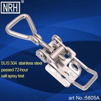Wholesale NRH A stainless steel latch clamp pull action clamp price high quality Heavy duty adjustable toggle Clamp
