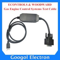 automotive natural gas - 2015 New Arrival ECONTROLS WOODWARD Natural Gas Engine Electronic Control Systems Test Cable Multibrands Test Cable