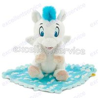 animations baby horse - Original Classic Animation Hercules Pegasus Baby Babies Plush Doll Toy cm White Horse Stuffed Animals Kids Toys Gift