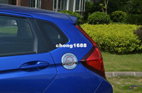 Wholesale For honda FIT JAZZ ABS Oil Fuel Gas Tank Cover Trim model for choice