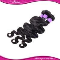 Cheap body wave virgin brazilian hairextension Best brazilian hair weave
