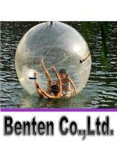 Wholesale Popular Water Walk ball pool PVC inflatable ball multi function water ball dancing ball transparent water ball dia m PVC LLFA3333F