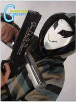 Costumes & Accessories alucard cosplay - Hellsing OVA Alucard Jackal gun cosplay prop Resin cm silver black