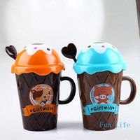 Wholesale Fun Life zakka water bottle cute animal my bottle tazas cup with words Gril Will use for infantil with retail box AF999
