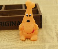Wholesale New pet toys Environmental security dog toys cartoon chicken leg