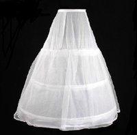 Wholesale Cheap Underskirt Petticoat In Stock Wedding Accessory for Bride Elegant Formal Occasion Bridal Underskirt Vestidos