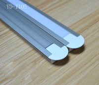 aluminium fittings - Hot Selling m a m per piece aluminum profile for led strips bar light aluminium profile for led strip with fittings