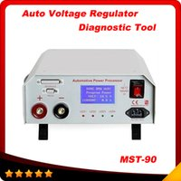 automotive voltage - 2015 Top selling V Intelligent Auto Voltage Regulator MST90 Automotive Power Processor MST DHL free