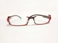 Wholesale Tokyo Ghouls Kamishiro Rize red frame glasses cosplay glasses handmade