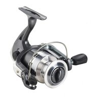 Wholesale high quality ball bearing metal spinning fishing line reel for river fishing Taiwan fishing