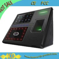 Wholesale KO FACE402 Face Recognition Time Clock Facial Recognition