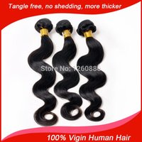 26 inch human hair extensions - 3pcs cheap brazilian weave bundles brazilian virgin human hair extension cheap brazilian body wave inch