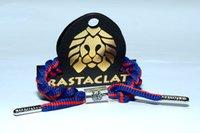 rastaclat - Best selling new design fashion trendy RASTACLAT Bermuda Turquoise Nylon Shoelace Wristband Bracelet Jewelry NEW