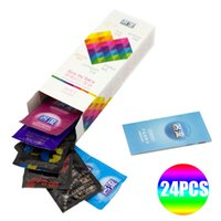 Wholesale Fama Six In Sex amazing value high quality condoms Men Safe sex protection products Factory Direct Selling