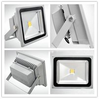 Wholesale Top Sale Led Flood Light W W W W Warm white Cool white White Red Green Blue Yellow Landscape Floodlight Outdoor Lights
