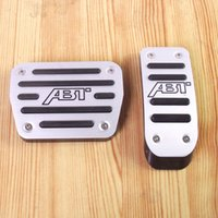 automatic transmission clutch - aluminum Throttle clutch brake pedals rest Slip pedals for AT automatic transmission Volkswagen Golf JDV6
