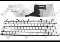 asus us notebook - Genuine New Notebook Laptop keyboard FOR ASUS N55 N57 N55S N55SF N55SL N75 N75SF N75SL N75S N75Y Series Silver US version MP A13US6920