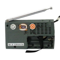 Wholesale Portable Mini FM AM Pocket Radio Bands Receiver Kaide KK Radio Cheap Radio