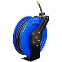 air compressor hoses - Pneumatic quot x PSI Retractable Air Compressor Hose Reel