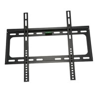 tv mount - TV Flat Panel Fixed Mount HDTV Wall Mount Flat Screen Bracket with Max VESA Compatibility for quot quot Screen TV DHL V1408
