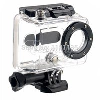 Wholesale M Underwater Waterproof Protective Housing Case Shell For Gopro HD Hero for Gopro Hero Cameras