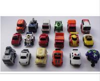 Cheap Mix random Pull Back Mini Car Toys Children Racing Car Toys Mini Cars Police car Fire Truck Figure size Free shipping