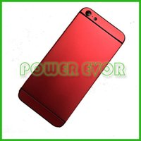 Wholesale Back rear housing battery door for iphone replacement to iphone mini Housing Back Cover by DHL