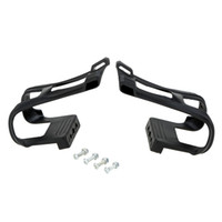 Wholesale 2Pcs Super Light Pedal MTB Road Bike Fixed Gear Cycling Bicycle Strapless Toe Clips