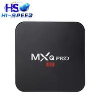 Quad Core Included 1080P (Full-HD) MXQ PRO 4K Amlogic s905 64bits Android TV Box 5.1 Quad Core 2K& 4K HDMI2.0 WiFi Smart tv box KODI 16.0 Loaded Pre-installed