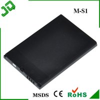 M-S1 blackberry 9000 - M S1 Batteries For Blackberry Bold Niagara Onyx HP Compaq Magnum Cell Phone Battery