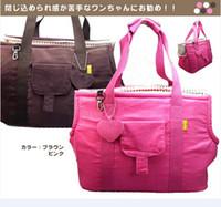 Wholesale 11 Pet Supplies Dog Bag Cat Bag Dog Carrier Tote Luggage Bag Traveling Portable Shoulder Bag Convenient Fashion PC