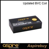 Cheap Bottom dual coil Aspire BVC Best   BVC Coi Headls