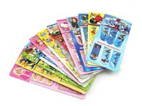 Wholesale Hot set Popular Cartoon Bookmarkers Learning Filing Supplies for Books Pages Holder Kids Gifts Toys u10