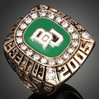 Wholesale Fashion Jewelry Fans Love Replica Ring NCAA World University League BAYLOR BEARS Championship Ring J02076