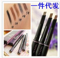 Wholesale 5pcs Brand makeup automatic eyebrow pencil style paint for the eyebrows pens pencils cosmetics brow eye liner pencil tools