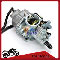 Wholesale Cable Choke Motorcycle Bike Carburetor mm Intake Manifold mount for Honda TRX250 order lt no track