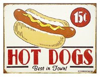 ads package - Hot Dogs AD Board Luxary Home Decoration Fashion Custom Poster Print Size x60 cm Wall Sticker