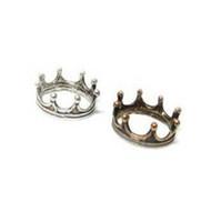 Wholesale Vintage crown ring charm princess ring cheap Fashion Jewelry Anniversary Wedding ring