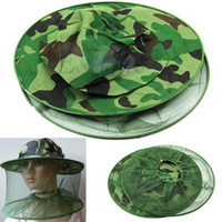 bee order - Insect Bee Mosquito Resistance Net Mesh Head Face Protector Fish Cap Sun Hat order lt no track