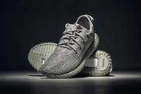 Cheap 2016 New Low Yeezy boost 350 shoes sneakers,fashion Moonrock pirate black Kanye West Athletic Sports Running basketball shoes trainers